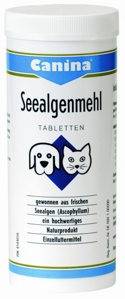 Seealgen Tabletten
