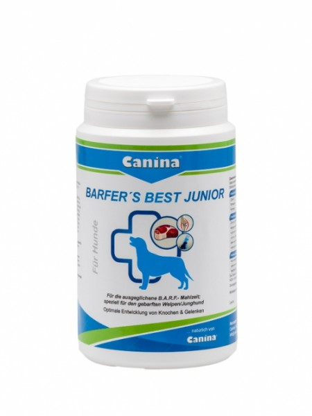 Canina Barfer´s Best Junior