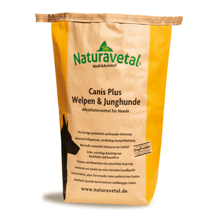Naturavetal Canis Plus Welpen